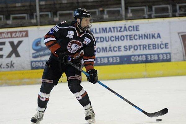 Martin Jendroľ hral v projekte slovenskej dvadsiatky aj minulú sezónu.