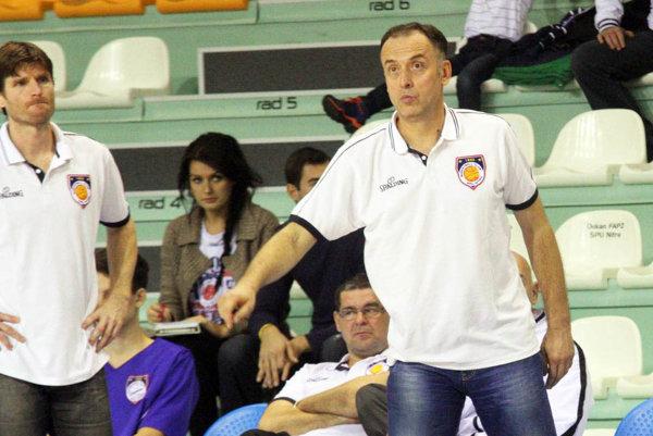 Srbský odborník Dragan Ristanovič je opäť v Nitre. Bude spolupracovať s Petrom Semanom.