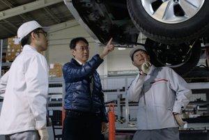 Nissan predstavil prototyp elektromobilu jazdiaceho na bioetanol