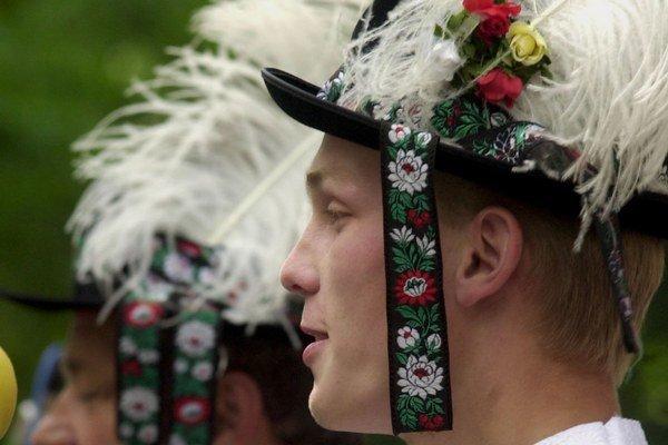 Kraj podporí aj folklórne slávnosti.