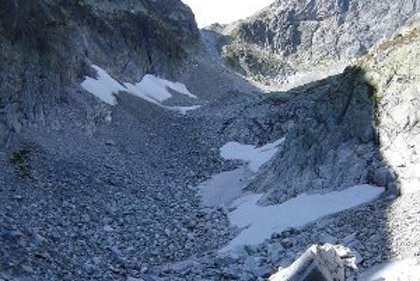Sedielko (2 376 m n. m).