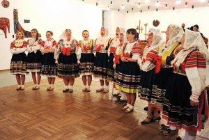V Ždiari si potrpia na goralské tradície.