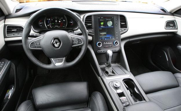 Interiér s minimom zmien môžeme nájsť aj v ďalších nových modeloch Renault.
