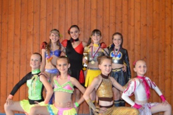 Na ME a MS boli nominované i tri pretekárky ŠK Fitness Free Prievidze.