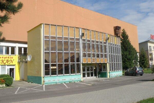 V zimnom štadióne v lete vykonávajú pravidelnú údržbu.