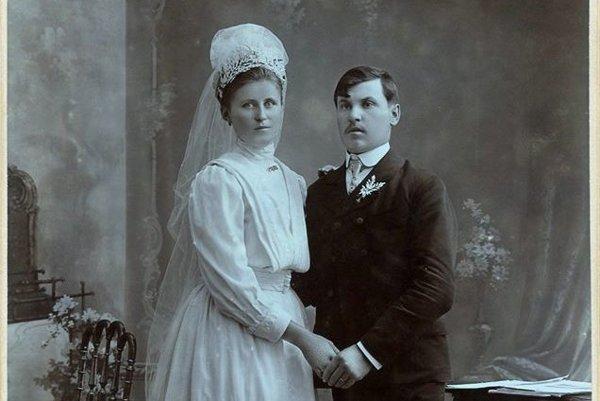 Ján Gonda Šesták z Hradišťa a Mária, rodená Košová z Uhorského