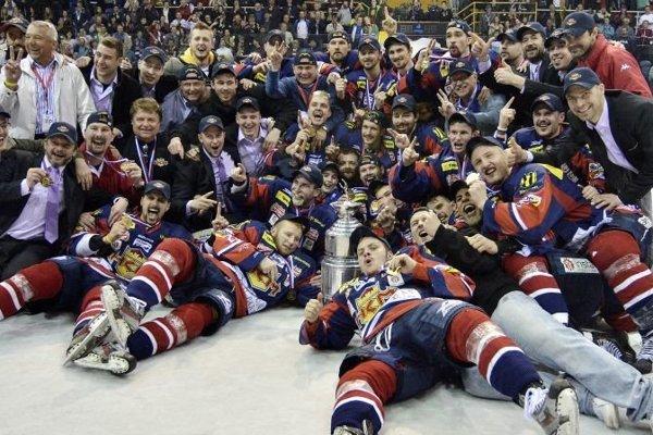 Majstrovský tím zo sezóny 2012/2013