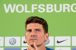 Mario Gomez sa vrátil do Nemecka.