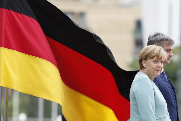 Z nemeckej hymny sa môže spievať len tretia sloha.