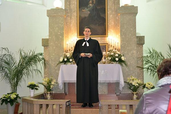 Jakub Pavlús, evanjelický kaplán