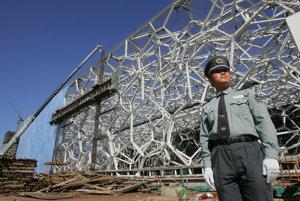 XXIX. . letné olympijské hry v Pekingu v roku 2008.
