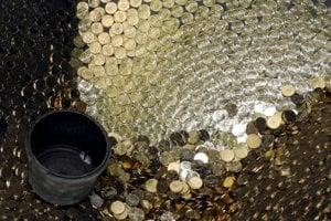 Slovenské euromince pochádzajú z kremnickej mincovne.