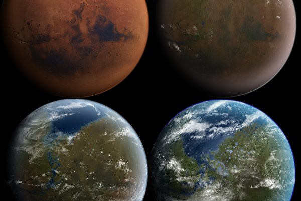 Premena Marsu teraformovaním