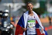 Olympijský víťaz Matej Tóth.