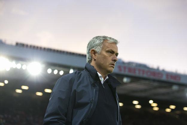 José Mourinho nechváli často.