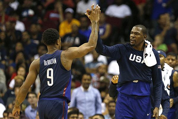 Basketbalisti USA chcú potvrdiť svoju dominanciu.