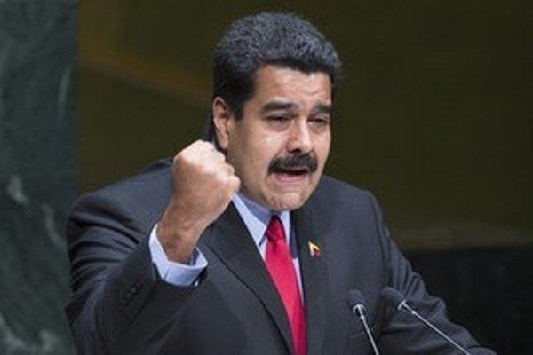 Súčasný venezuelský prezident Nicolás Maduro
