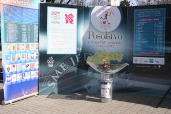 Cieľ štafety je 23. júna v Bratislave.