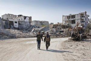 Jednotky YPG.