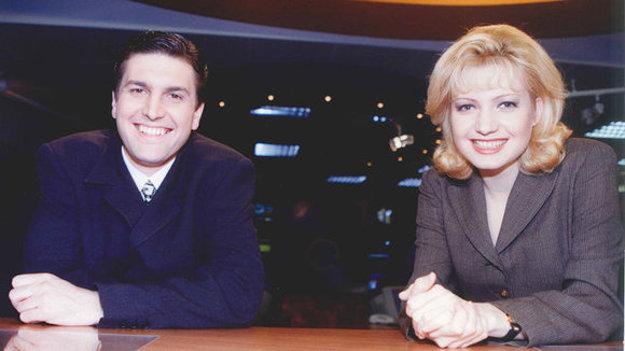 Braňo Ondruš a Aneta Parišková. V Záhorskej Bystrici začali pracovať hneď po vysokej škole v roku 1996 ako moderátori Televíznych novín. Napokon z Markízy odišli, Braňo to dotiahol až na poslanca parlamentu a štátneho tajomníka, chvíľu sa v politike mihla aj Aneta, no teraz je z nej tvár televízie Joj.