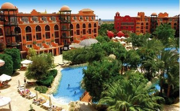 Hotel Grand Resort Hurghada (5*), Egypt