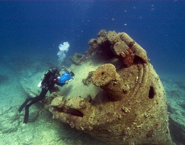 Súčasťou prírodnej rezervácie Papahānaumokuākea sú aj vraky lodí a lietadiel z čias druhej svetovej vojny