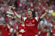 Tomáš Rosický patril dlhé obdobie medzi opory Arsenalu. V posledných rokoch ho ale trápili zranenia.