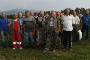 Záhradkári v Koši súťažili v letnom reze stromov.