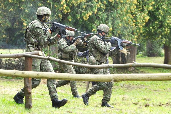 Mladí muži o prácu v profesionálnej armáde záujem nemajú, znovuzavedenie povinnej vojenskej služby by uch nepotešilo.