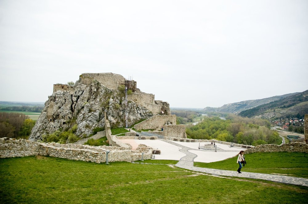 Devín má rovnakú rozlohu ako Bratislavský hrad.