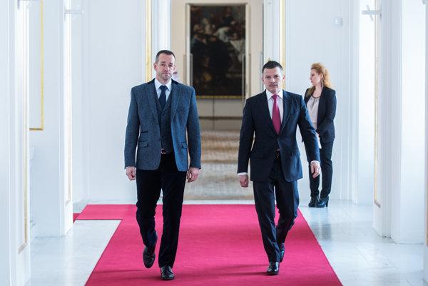 Štátny tajomník Viktor Stromček prišiel na ministerstvo dopravy v čase, keď mu šéfoval Ján Počiatek.