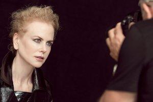 Nicole Kidman. Zákulisie fotenia pre kalendár Pirelli 2017.