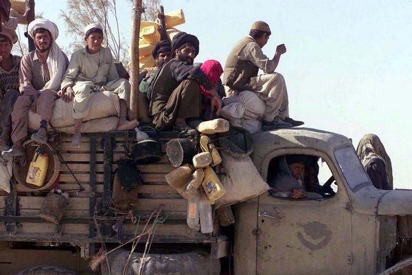 Na nepokojných hraniciach provincie Sare Pol ovládajú členovia militantného hnutia Taliban rozsiahle oblasti.
