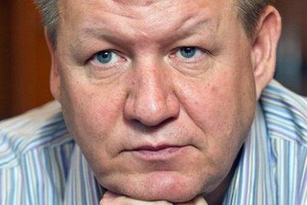 Minister zdravotníctva Svatopluk Němeček.