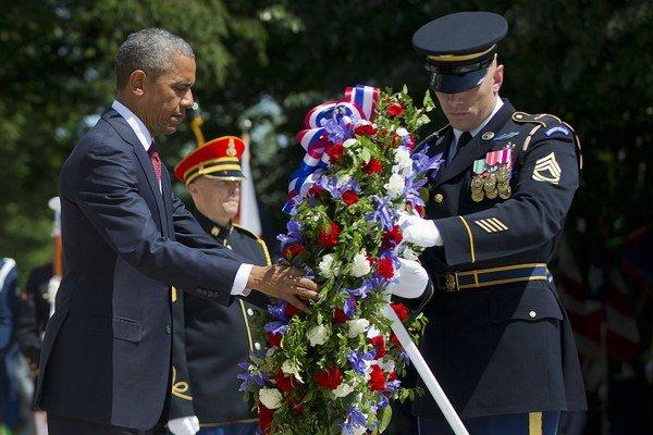 Memorial Day sa v USA oslavuje každoročne posledný májový pondelok.