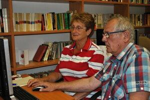 Účastníci kurzu IKT v Michalovciach.