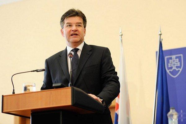 Podľa Lajčáka sa od summitu nedajú očakávať prevratné závery.