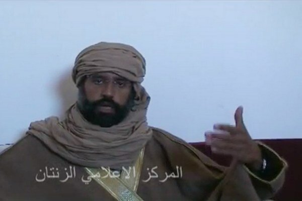 ICC už obvinil Sajfa Isláma Kaddáfího, syna zvrhnutého líbyjského vodcu Muammara Kaddáfího.