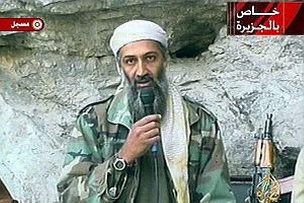 Usáma bin Muhammad bin `Awad bin Ládin.