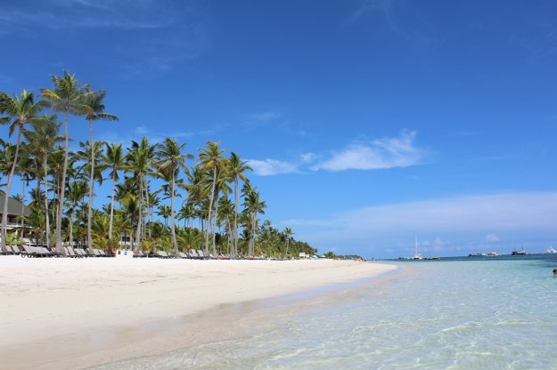 V Punta Cana objavíte rajské exotické pláže.