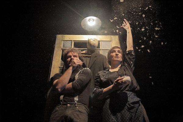 Štúdio Spišského divadla. Na festivale sa predstaví shrou Život nie je divadlo.