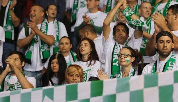 Tréner Chudý očakával v prvom domácom zápase viac fanúšikov.