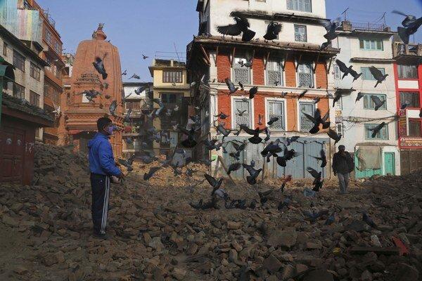 Zemetrasenie s magnitúdou 7,8 z minulého víkendu bolo najtragickejším v Nepále za posledných 80 rokov.