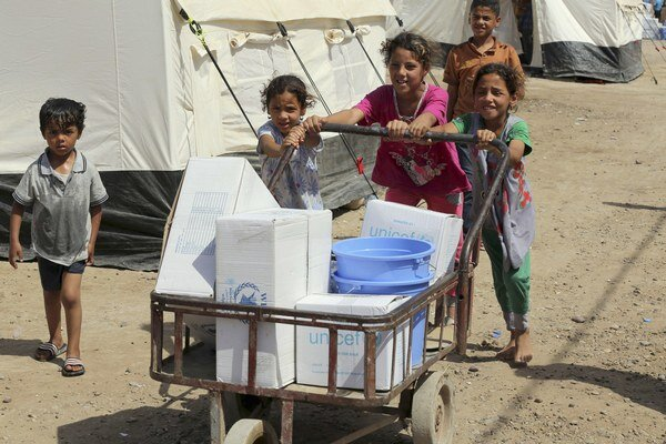 Situácia v Iraku sa rýchlo zhoršuje, zatiaľ čo medzinárodné spoločenstvo je vraj zaujaté krízami inde vo svete.