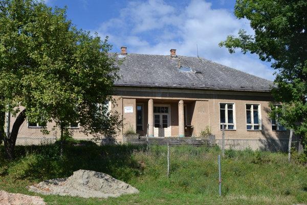 Domov dôchodcov má vzniknúť v budove bývalej školy.