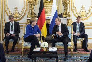 Akú Úniu si predstavuje Vladimir Putin?