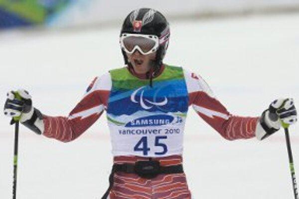 Trojnásobný paralympijský víťaz Jakub Krako bol ovenčený ďalším zlatom.