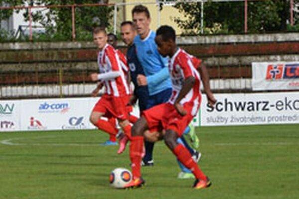 Topoľčany doma prehrali, Nitra bola lepším tímom.