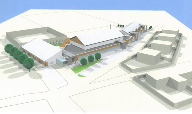 Takto by mal vyzerať nový kultúrny dom v Nitrianskom Pravne.