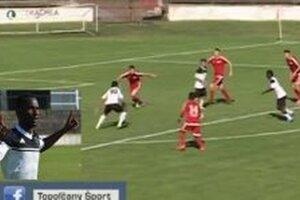 Mohamed Rama Salim strelil jediný gól zápasu.